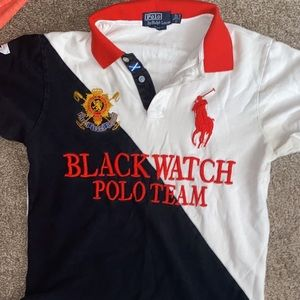 "Polo ""Black Watch"" Young Men's Large"